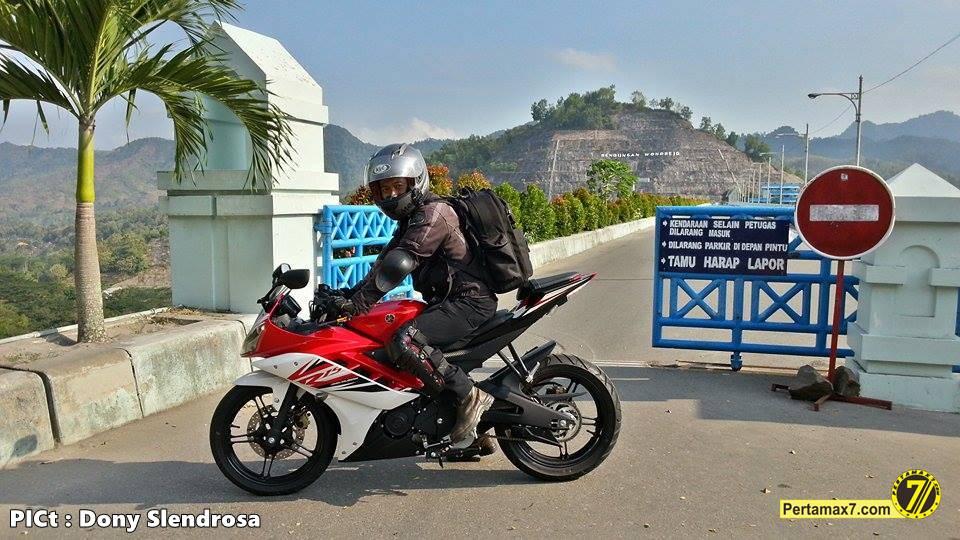 Testride Yamaha YZF-R15 Indonesia 5