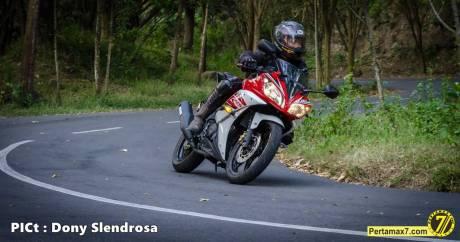 Testride Yamaha YZF-R15 Indonesia 7
