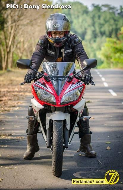 Testride Yamaha YZF-R15 Indonesia 8