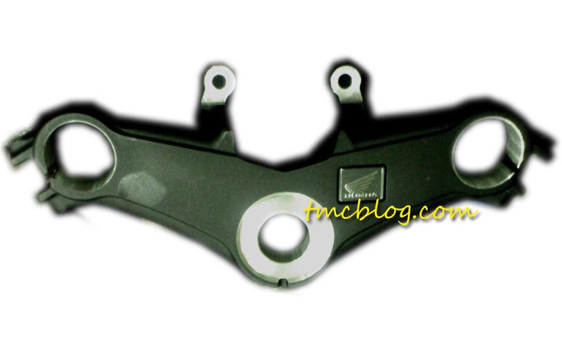 triple clamp Honda K45 aka Honda CBR150 Lokal 35