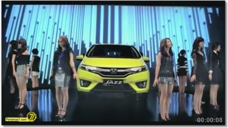 TVC ALL NEW HONDA JAZZ 2015 with JKT48 06