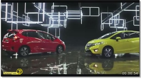 TVC ALL NEW HONDA JAZZ 2015 with JKT48 45