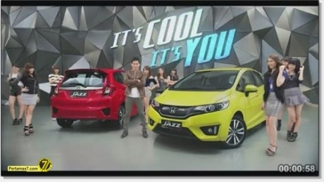 TVC ALL NEW HONDA JAZZ 2015 with JKT48 48