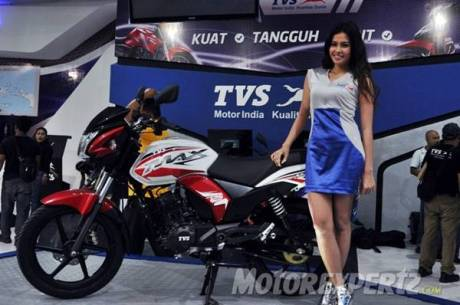 TVS MAX 125 1