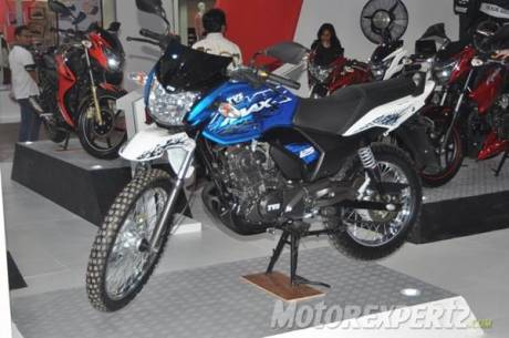 TVS MAX 125 2