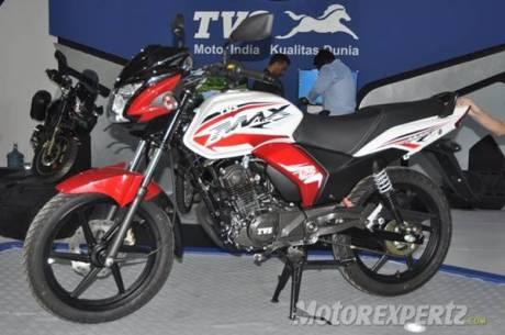 TVS MAX 125 3