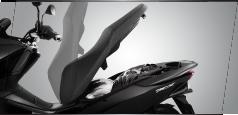 underseat all new honda pcx 150 2015
