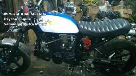 Yamaha Byson L Twin 4