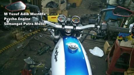 Yamaha Byson L Twin 6