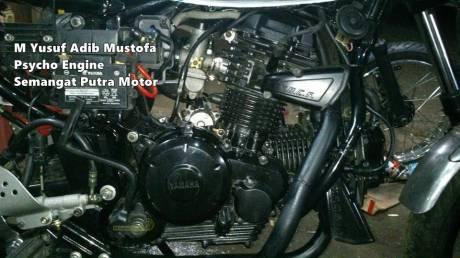 Yamaha Byson L Twin 8