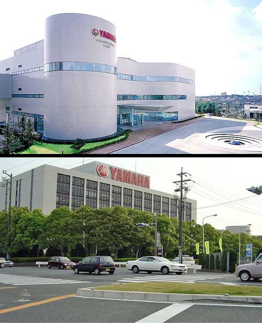 yamaha Iwata Japan