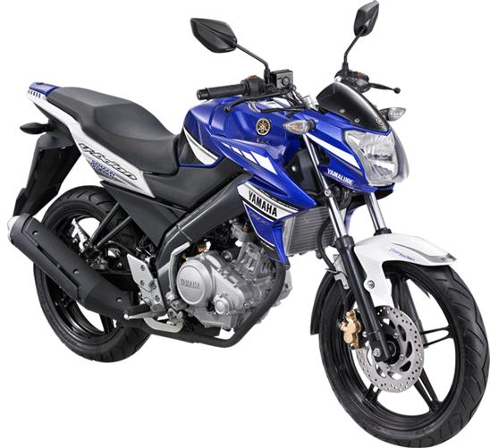 Yamaha New Vixion Lightning livery motogp 2014 2
