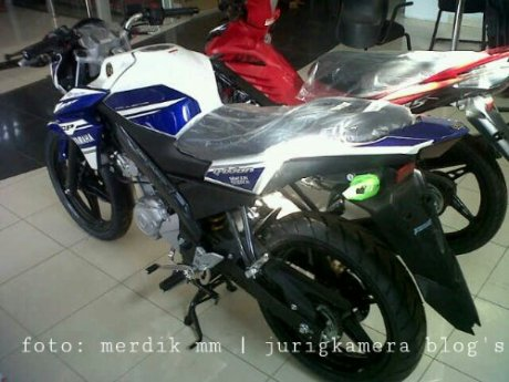 Yamaha New Vixion Lightning livery motogp 2014 3