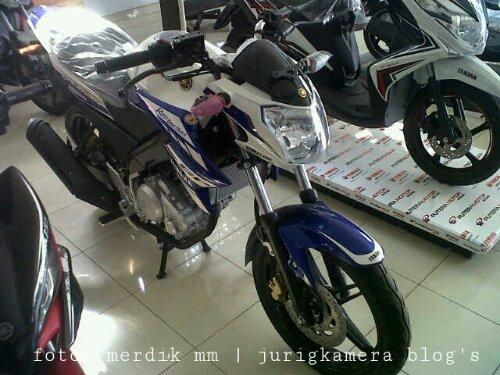 Yamaha New Vixion Lightning livery motogp 2014 5