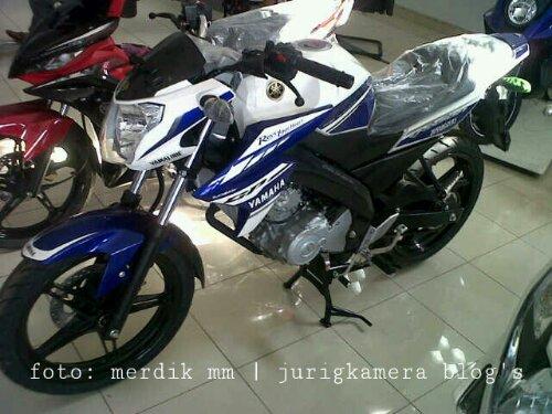 Yamaha New Vixion Lightning livery motogp 2014 6