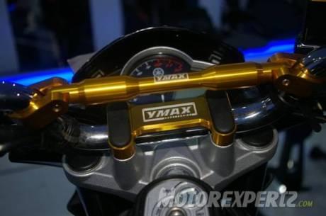 Yamaha New Vixion lightning modip half faiirng yamaha Tech3 3