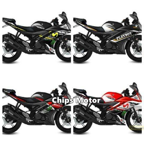 Yamaha R15 by Chips Motor 10