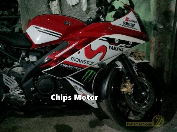 Yamaha R15 by Chips Motor 15