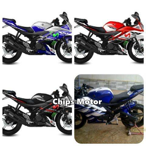 Yamaha R15 by Chips Motor 17
