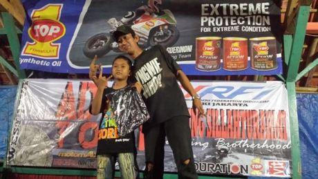 Yamaha Rider Federation Indonesia DKI Jakarta  4