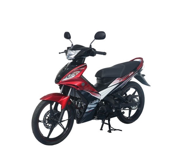 yamaha spark 135i red left
