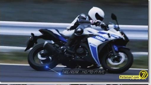 Yamaha YZF-R25 Product Profile 34