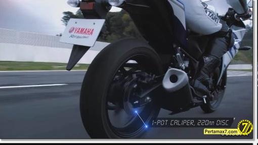 Yamaha YZF-R25 Product Profile 41