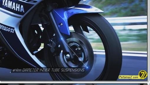 Yamaha YZF-R25 Product Profile 57
