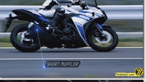 Yamaha YZF-R25 Product Profile 79