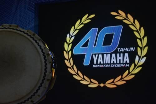 40 Tahun Yamaha Indonesia Semakin di Depan