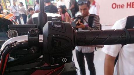 All New Honda PCX 150 2015 launch Indonesia 00