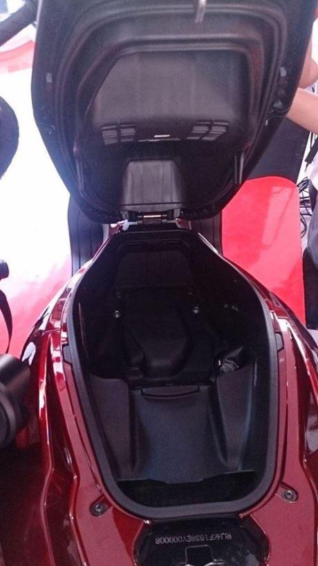 All New Honda PCX 150 2015 launch Indonesia 06