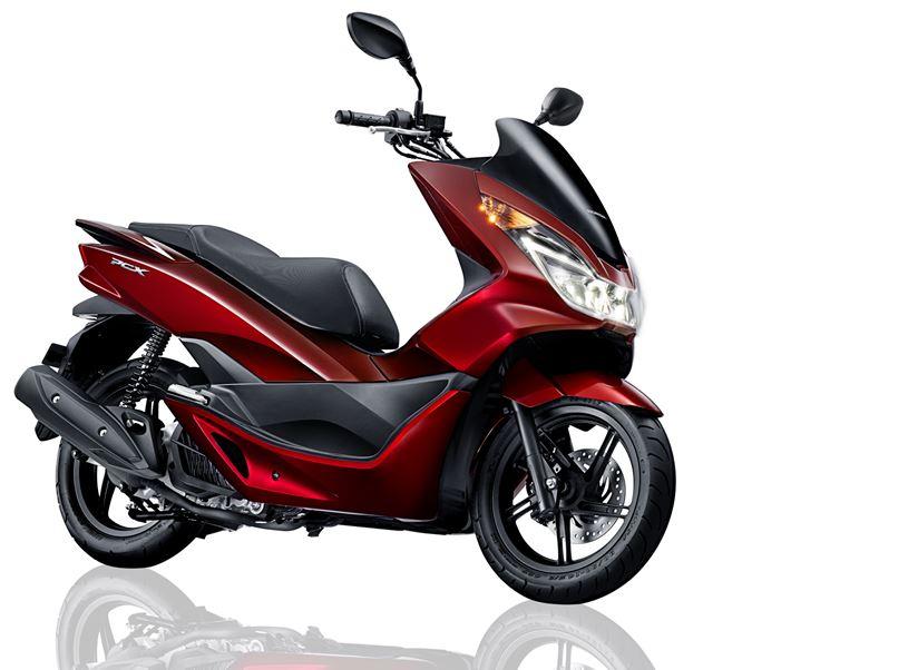 All New Honda PCX 150 2015