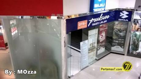 Bajaj Pulsar 135 baru di Surabaya 00