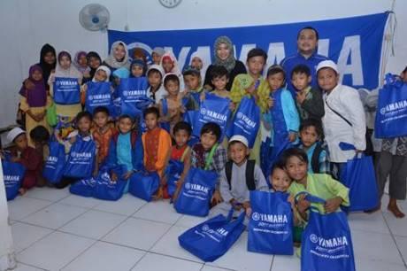 Baksos dan Buka Puasa Yamaha Bersama Anak-Anak Yayasan Bimta Sahabat Cilincing (4)