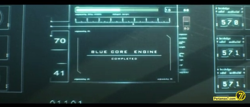 blue core engine yamaha rev station 3