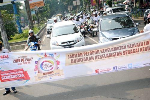 Café De Fino Owners Indonesia kampanye peduli Budayakan Keselamatan Sebagai Kebutuhan 12
