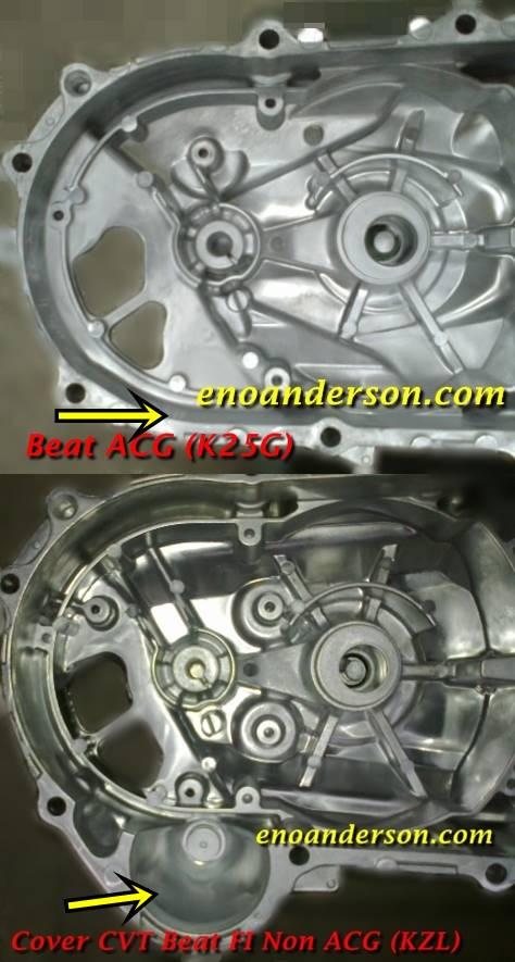 cover CVT Honda beat ACG VS beat Injeksi