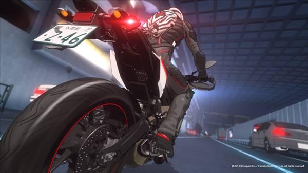 Di malam hari Dan Amo dikenal dengan julukan Zebra pengendara motor ulung