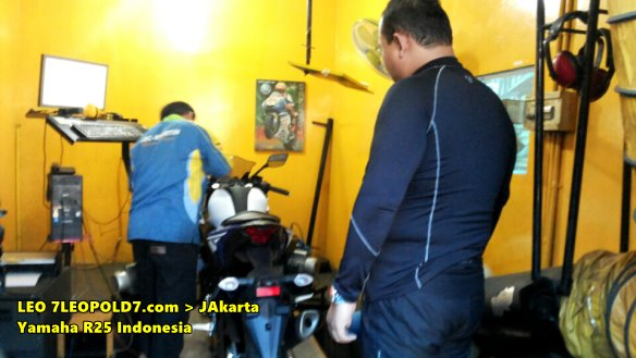 dynotest yamaha R25 turun power 7lepold7