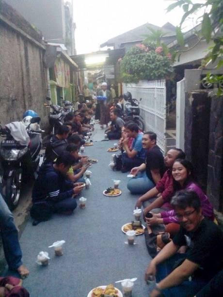Forum Nouvo Indonesia Kembali Berbagi di Bulan Ramadan 1
