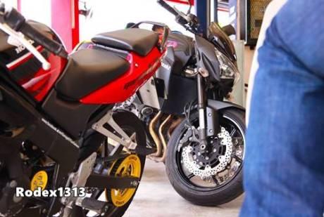 gear Sinnob Belt Honda CBR150R old