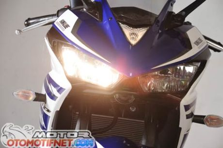headlamp yamaha R25