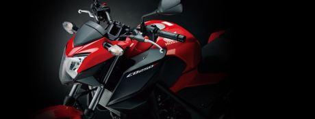 Honda CB250F 2015 10