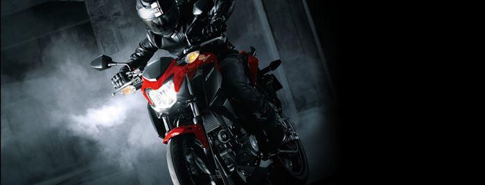 Honda CB250F 2015 11