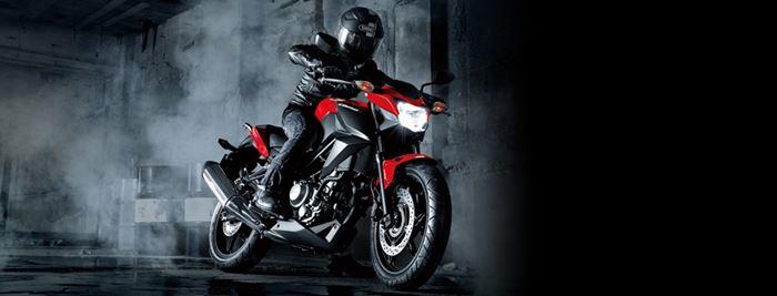 Honda CB250F 2015 5