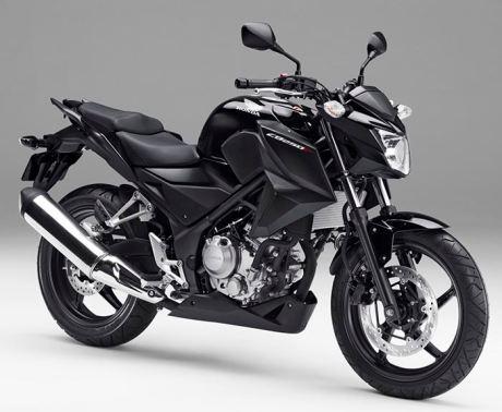 Honda CB250F 2015 7