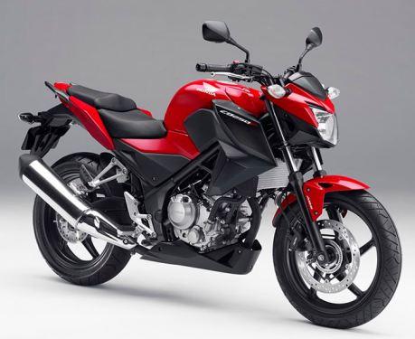 Honda CB250F 2015 9
