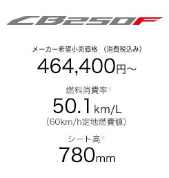 Honda Cb250F japan
