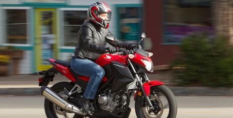 Honda CB300F 2015 5